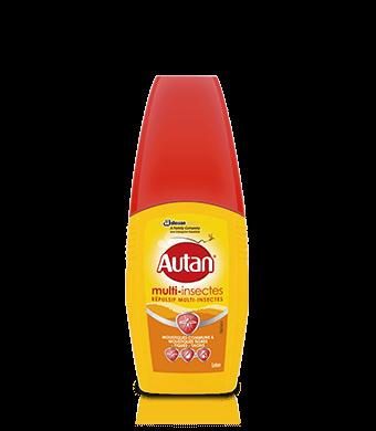 Autan® Multi-insectes Lotion