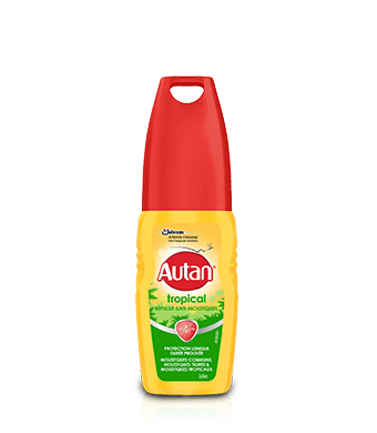 Autan® Tropical Lotion