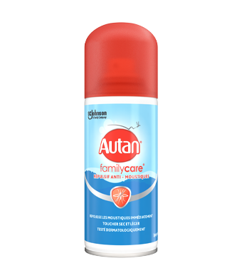 Autan® Family Care® Spray Sec