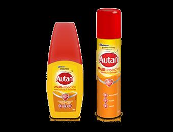 Autan<sup>®</sup> Multi-insectes