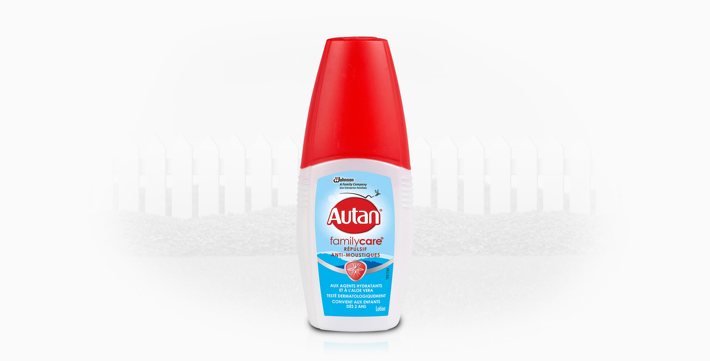 Autan® Family Care Lotion