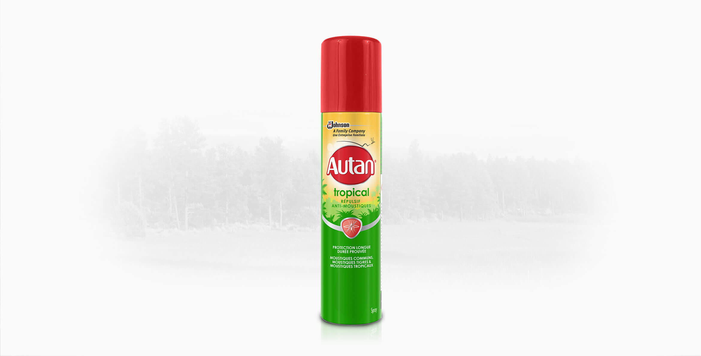 Autan® Tropical Spray