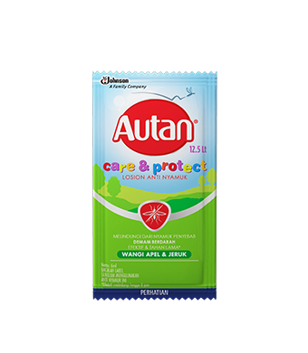 Autan Care & Protect Sachet