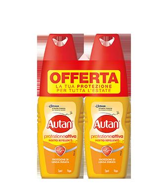 Autan® Protezione attiva Bipacco