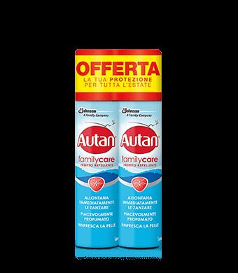 Autan® Family Care Spray Bipack