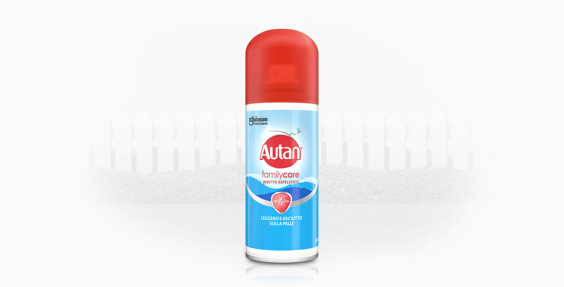 Autan® Family Care Spray Secco