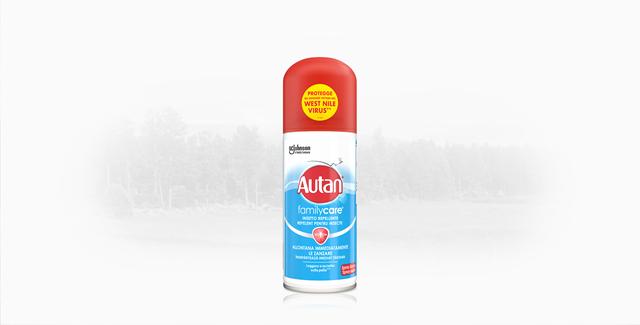 Autan® Family Care Spray Secco