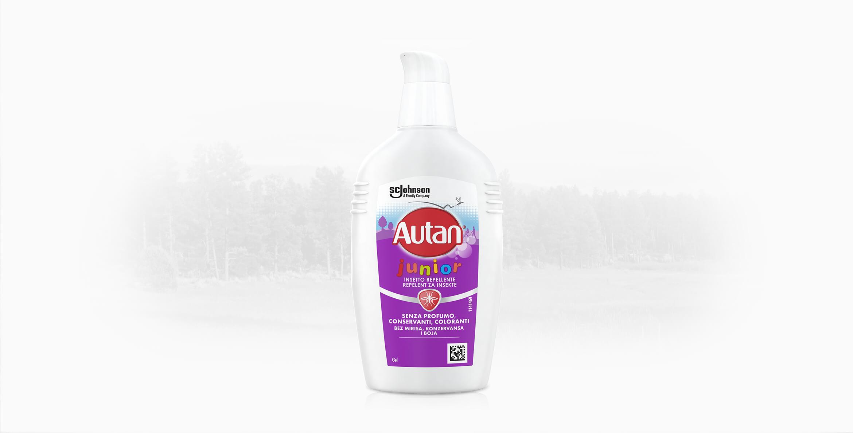 Autan® Junior Gel