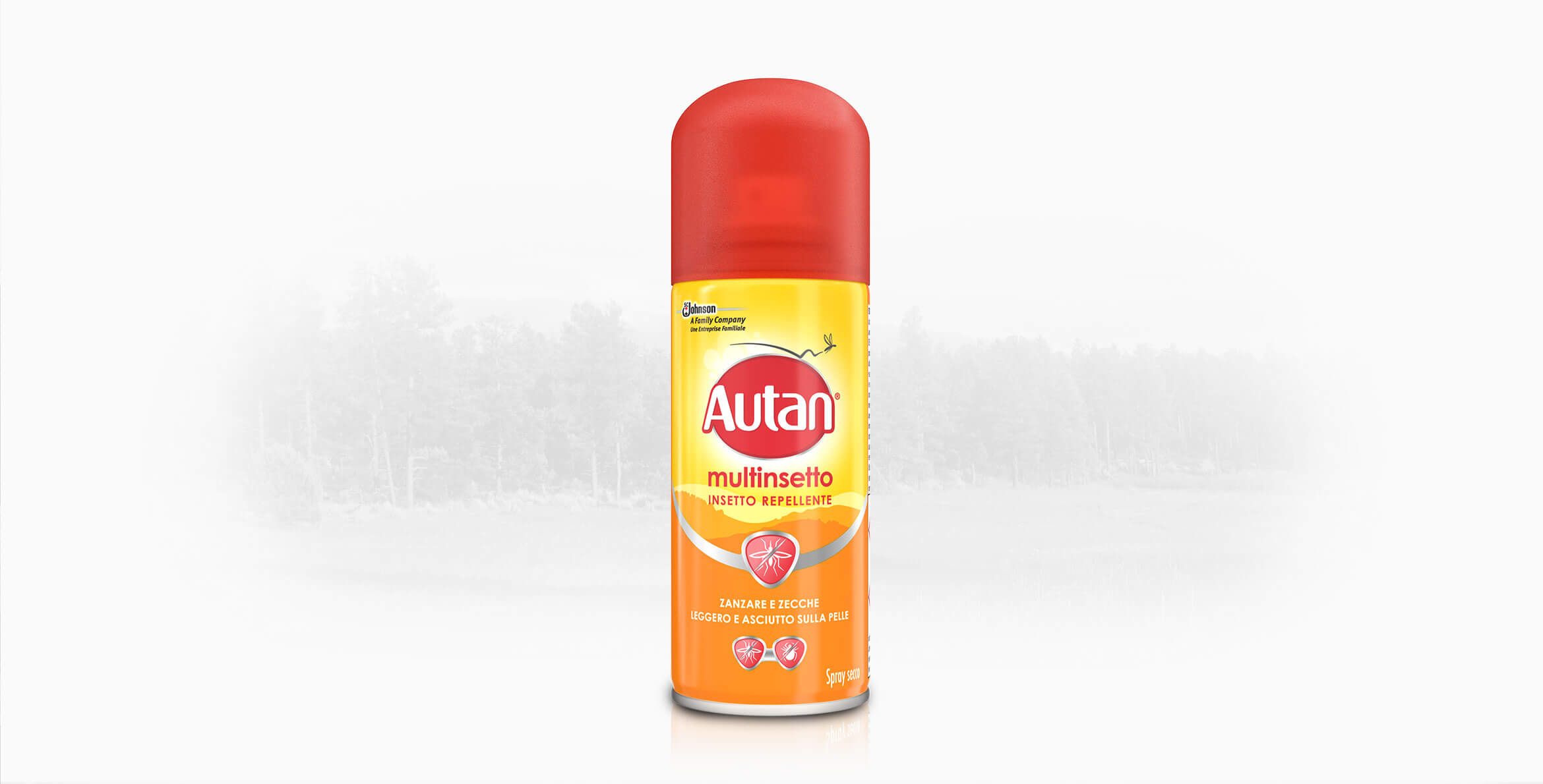Autan® Multinsetto Spray Secco