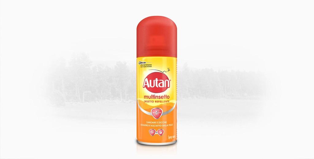 Autan® Multinsetto Spray Secco