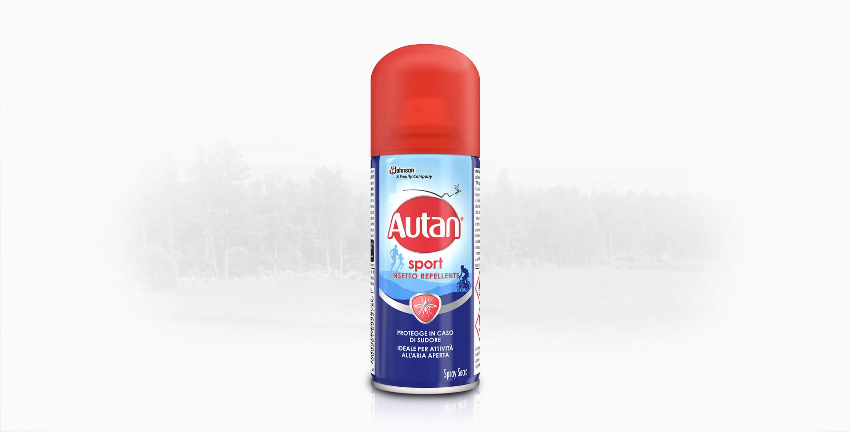 Autan® Sport Spray Secco