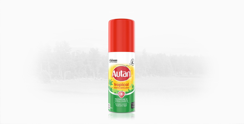 Autan® Tropical Spray 50ml