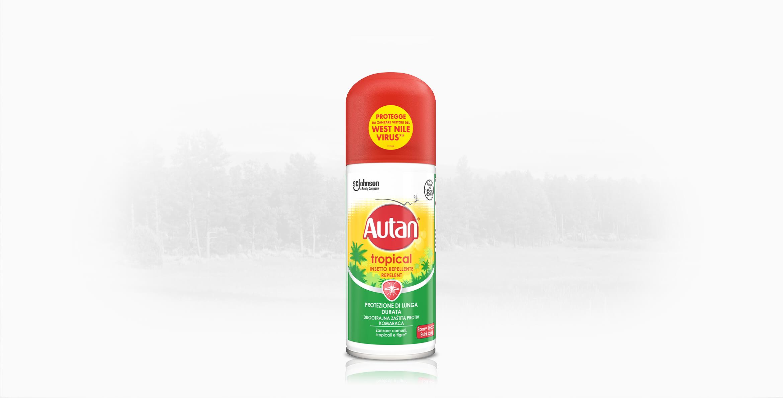 Autan® Tropical Spray Secco