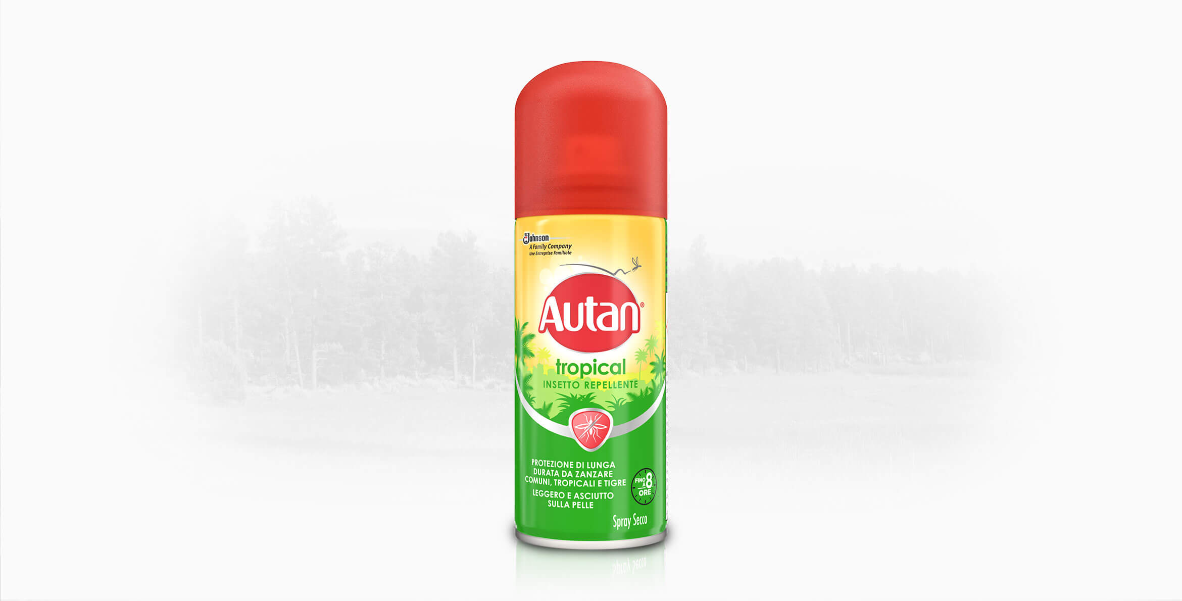 Autan® Tropical Spray Secco