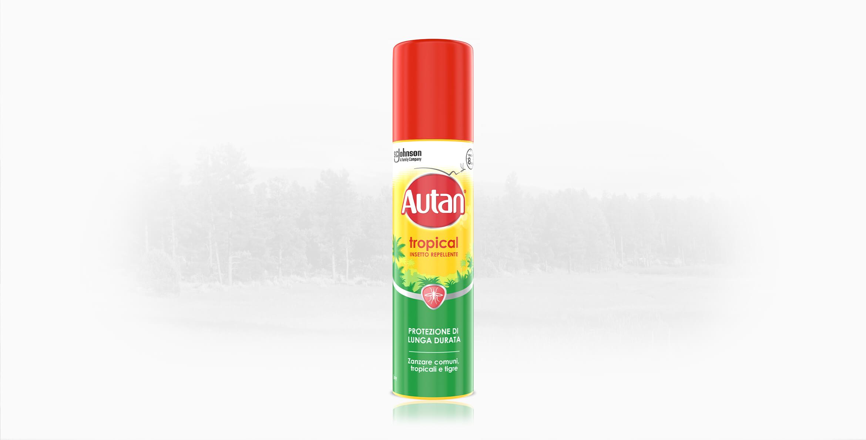 Autan® Tropical Spray
