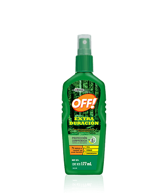 Repelente OFF!® Deep Woods Spray
