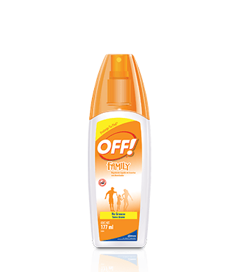 Repelente OFF!® Family Spray