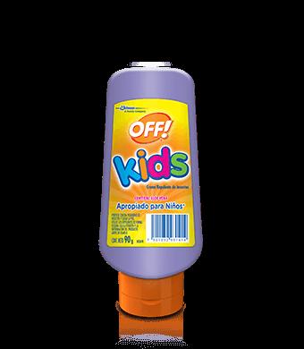 Repelente OFF!® Kids crema