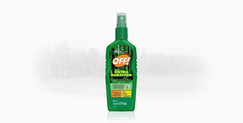 Repelente OFF!® Deep Woods Spray