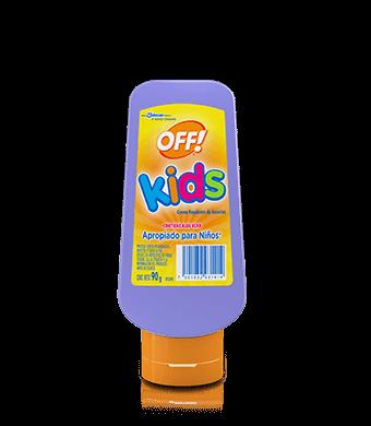 OFF!® Kids Crema Repelente De Insectos 90g