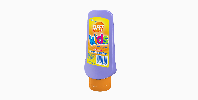 OFF! KIDS CREMA REPELENTE DE INSECTOS 90g