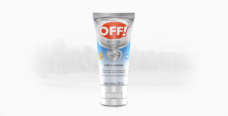 OFF!® Defense Gel 100ml