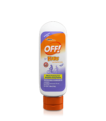 OFF!® for Kids Insect Repellent Lotion