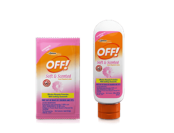OFF!<sup>®</sup> Soft & Scented