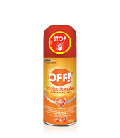 OFF!® Protection Plus suchy aerozol