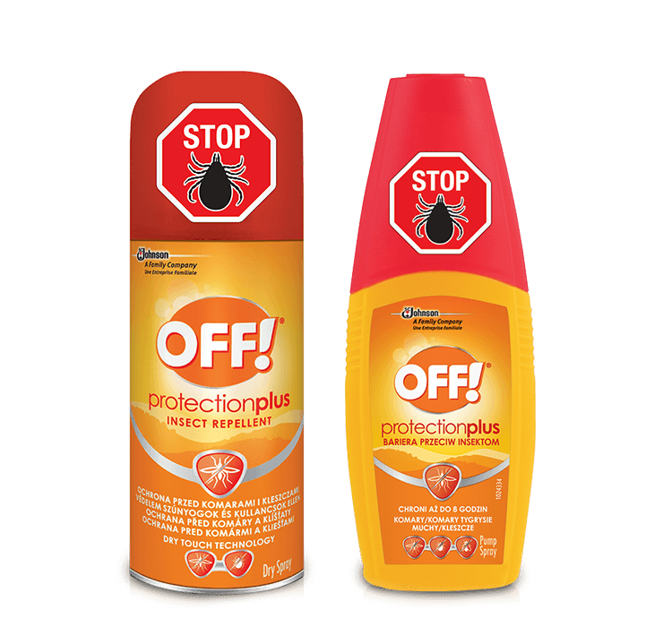OFF!® Protection Plus