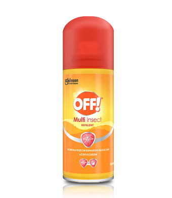 OFF!® Multi Insect suchy aerozol