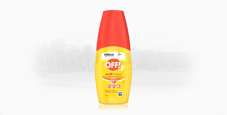 OFF!® Multi Insect atomizer przeciw insektom
