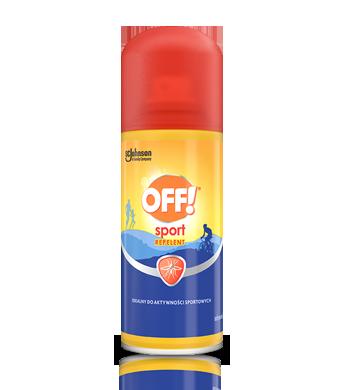 OFF!® Sport suchy aerozol
