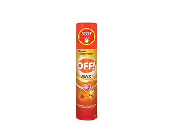 OFF!<sup>®</sup> Max