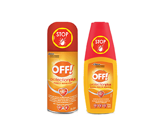 OFF!<sup>®</sup> Protection Plus