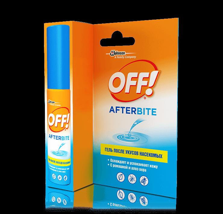 OFF!® After Bite