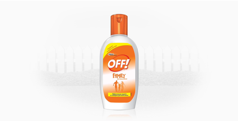 OFF!® Family крем