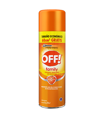 OFF!® Family Aerosol 300 ml