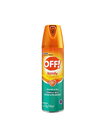 OFF!® Family Smooth & Dry